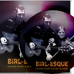 """Birl-esque"" – CD physical album"